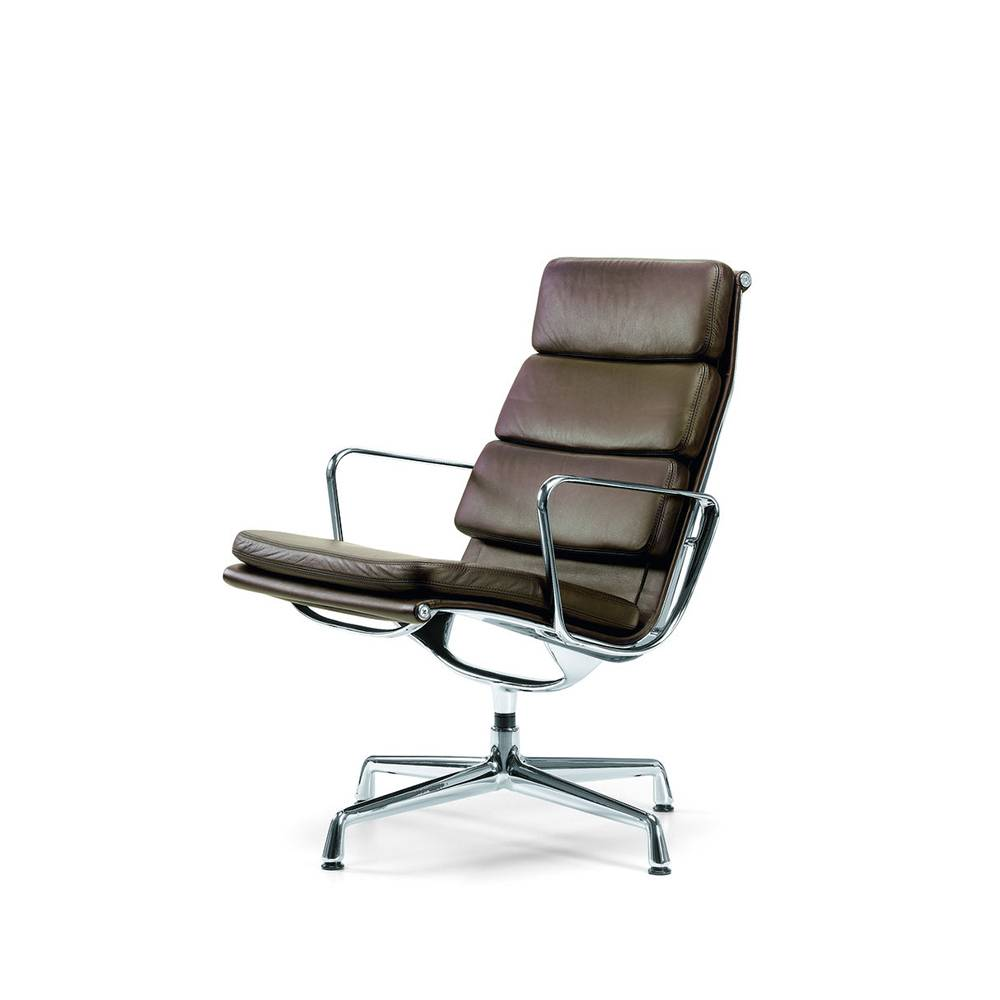 Vitra ea215 216 soft pad chair configureerbaar for Vitra outlet