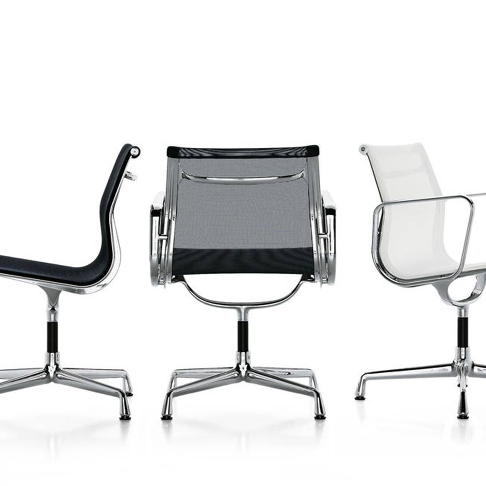 vitra ea105 107 108 aluminium chair configureerbaar. Black Bedroom Furniture Sets. Home Design Ideas