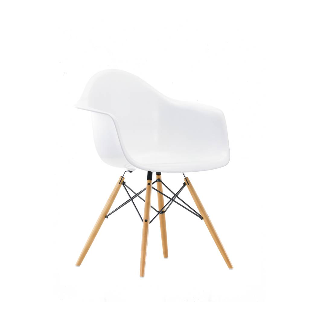 Vitra plastic armchair daw configureerbaar for Vitra outlet